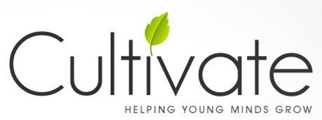 Cultivate Logo no line