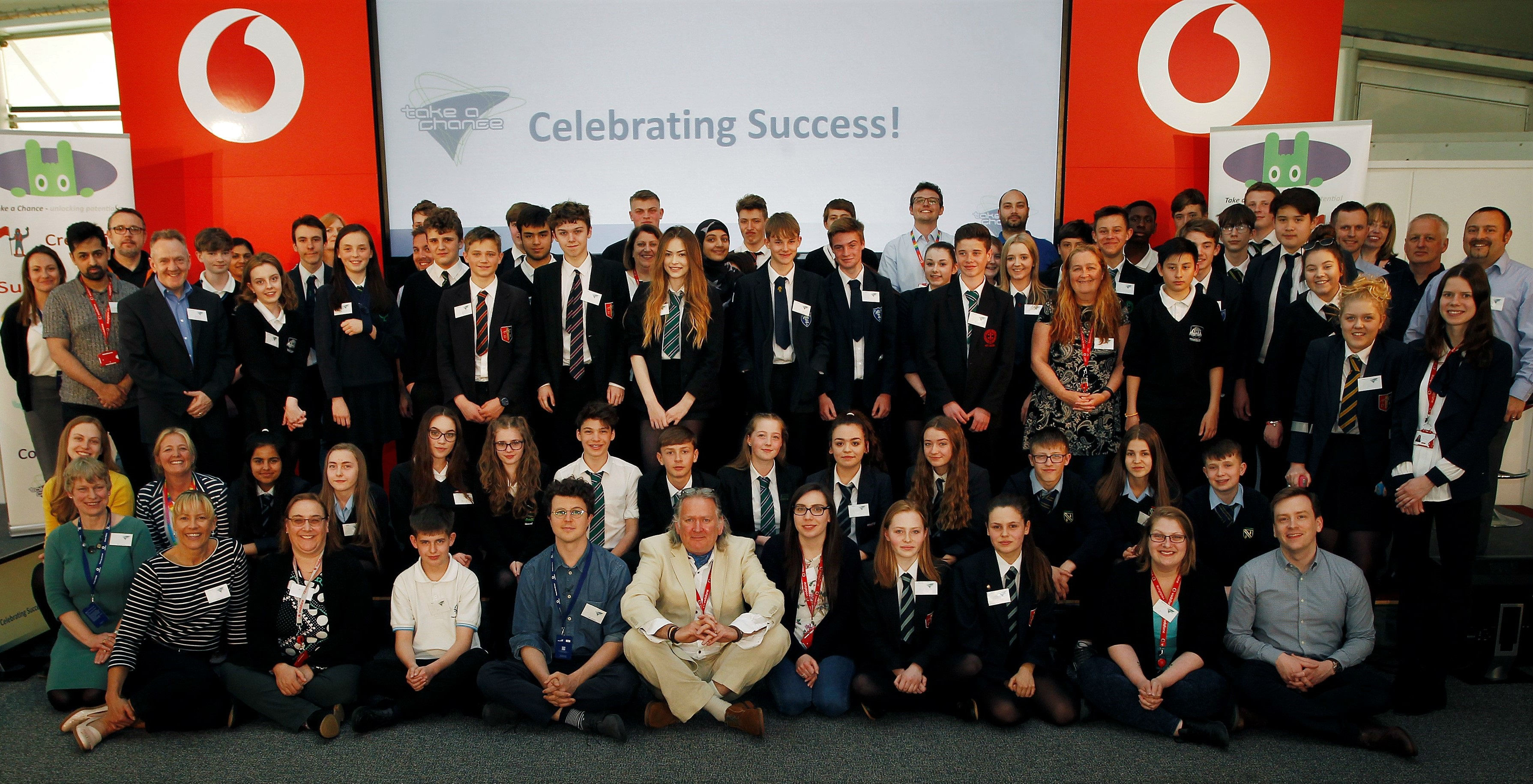 Cohort 11 Celebrate Completion Of Programme